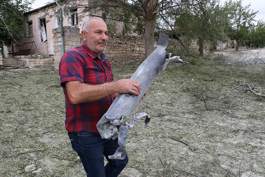 Фото:Hayk Baghdasaryan / Reuters