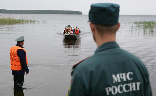 Дети возвращаются впарк-отель «Сямозеро» вПряжинском районе. 19 июня 2016 года