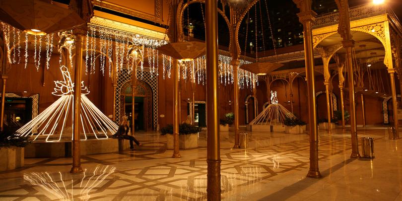 Отель Marriott в Каире