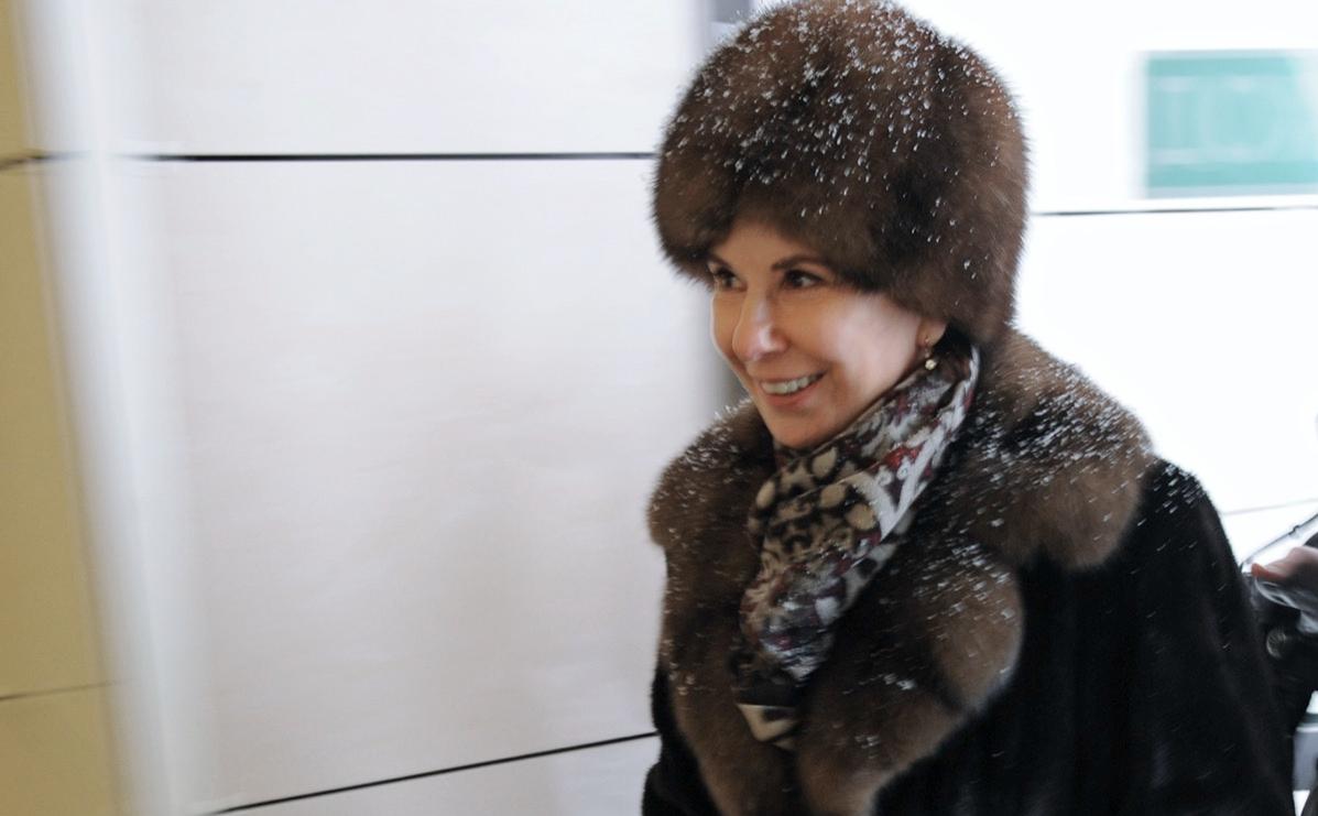 Наталья Потанина