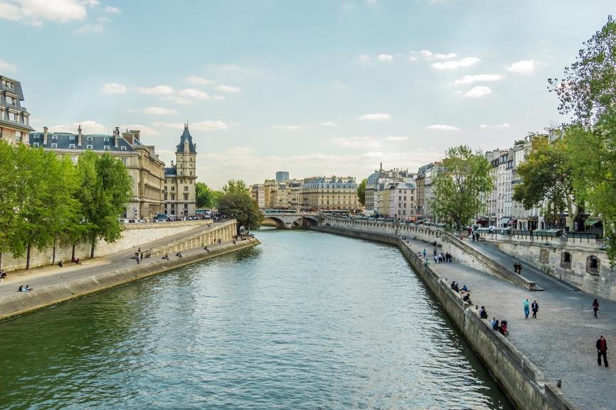 Париж может стать примером для развития набережных в Москве