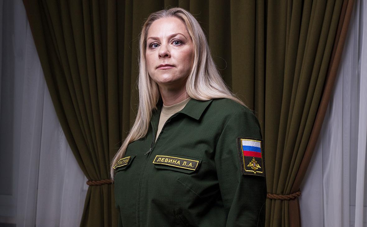 Лариса Левина