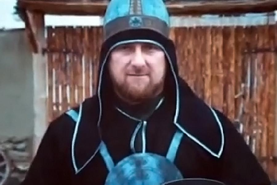 Фото:кадр из фильма «Волшебный гребень»