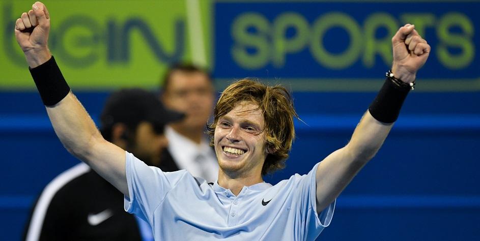 Лучший теннисист России впервые вышел в третий круг Australian Open