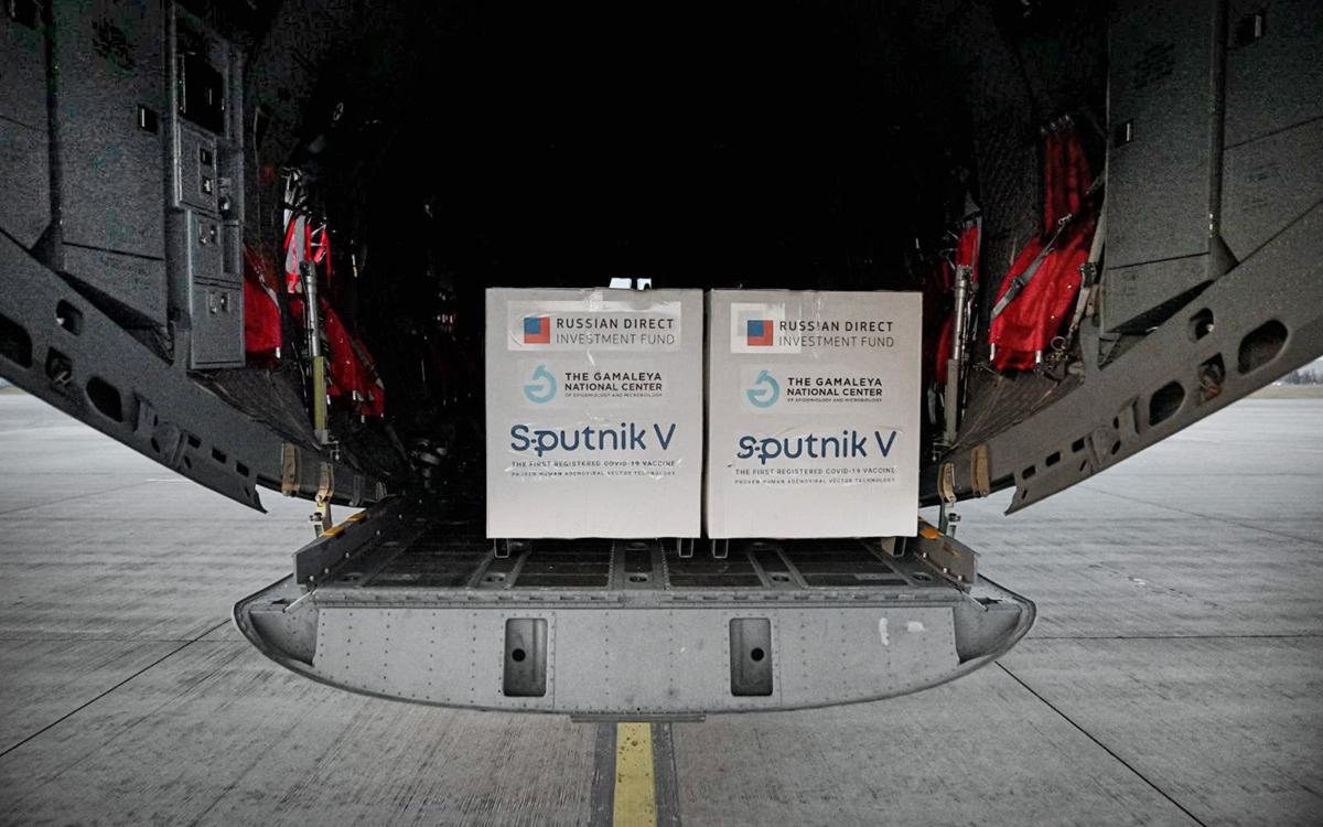 РФПИ потребовал от Словакии вернуть поставленный Спутник V