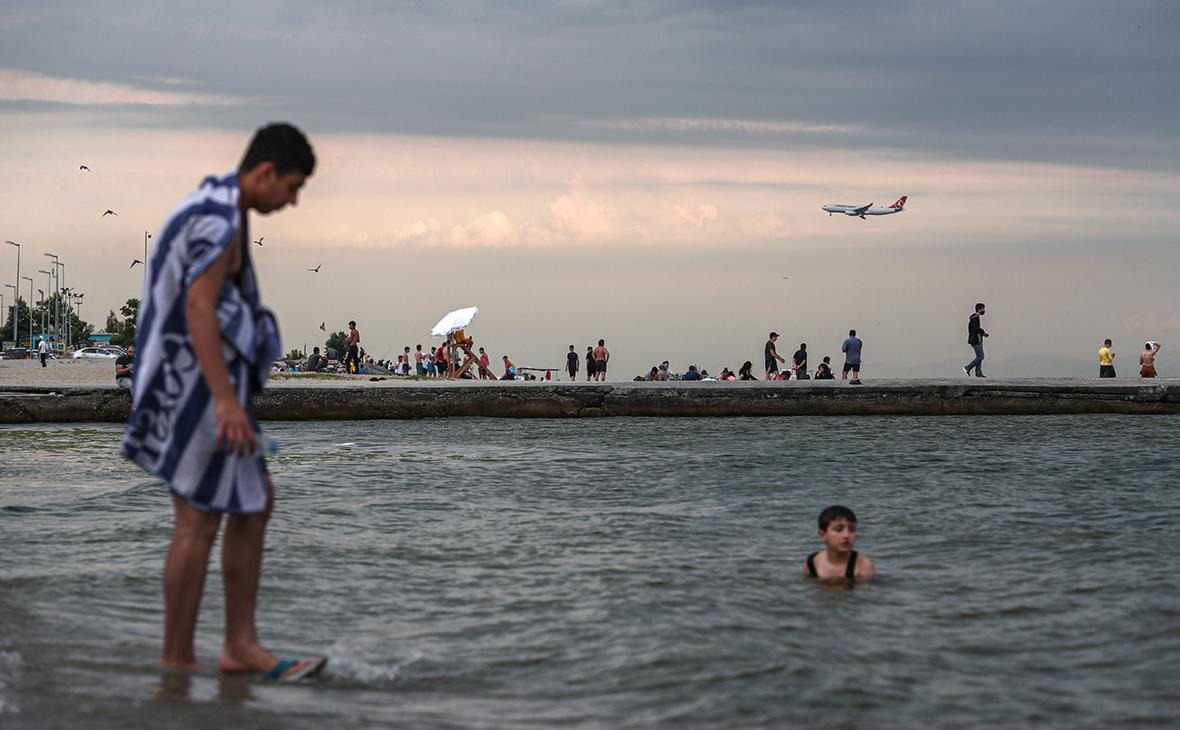 Фото: Sedat Suna / EPA / ТАСС
