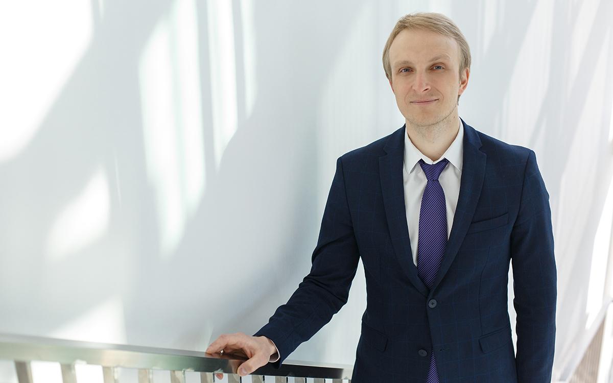 Коммерческий директор «ЛСР. Недвижимость — Москва» Александр Чайковский
