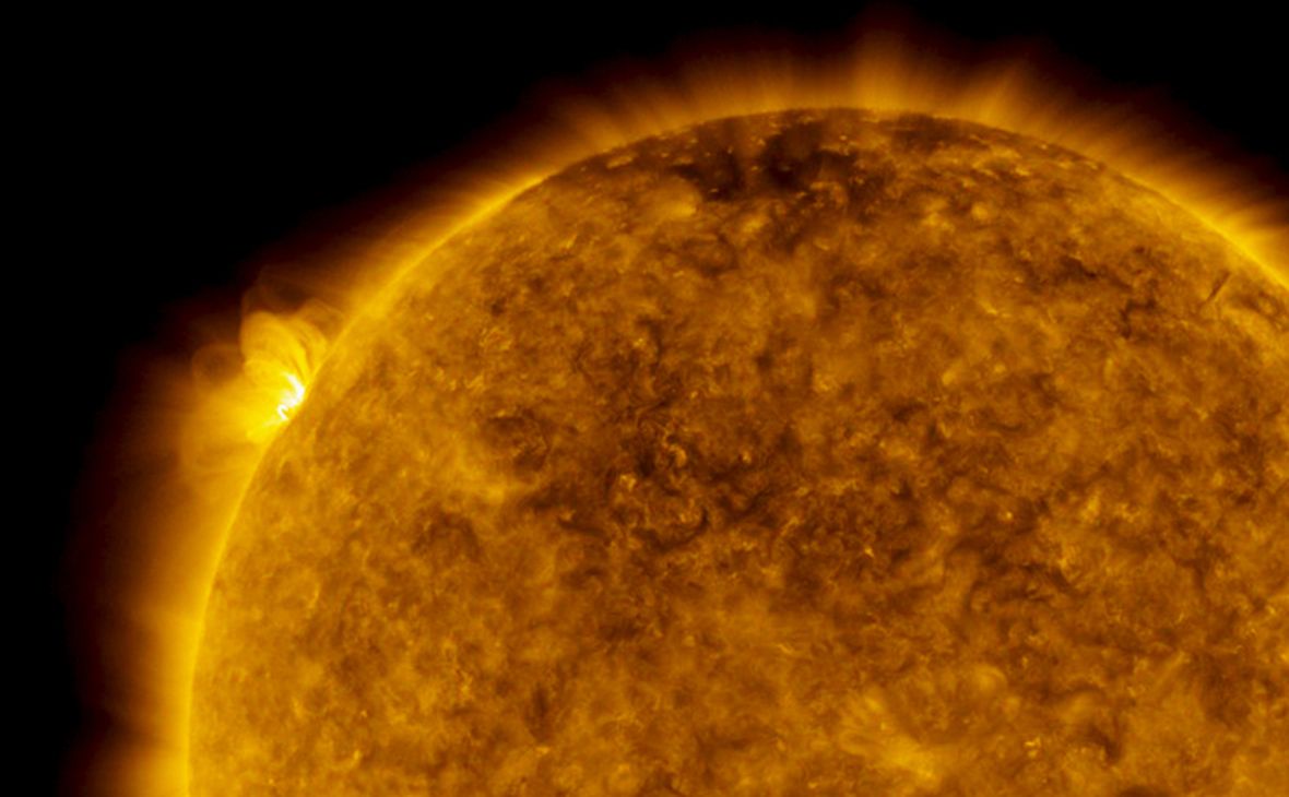 Фото:Joy Ng / Solar Dynamics Observatory / NASA