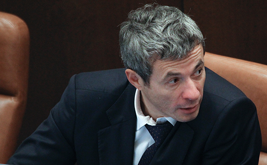 Член Совета Федерации РФ от Белгородской области Вадим Мошкович