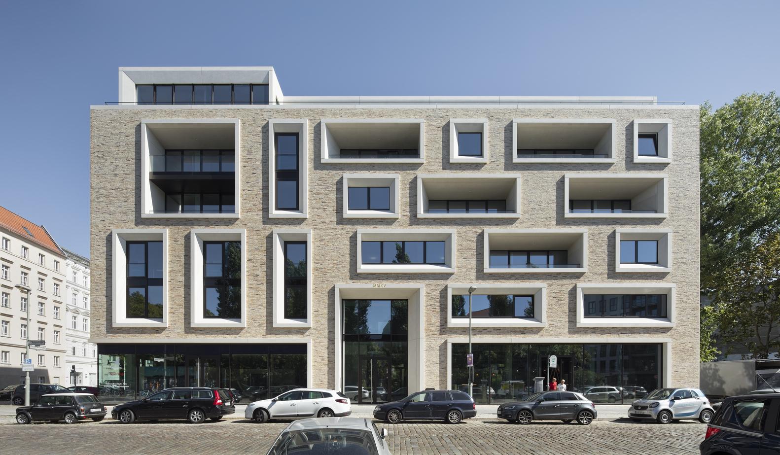 Фото:Tchoban Voss Architekten