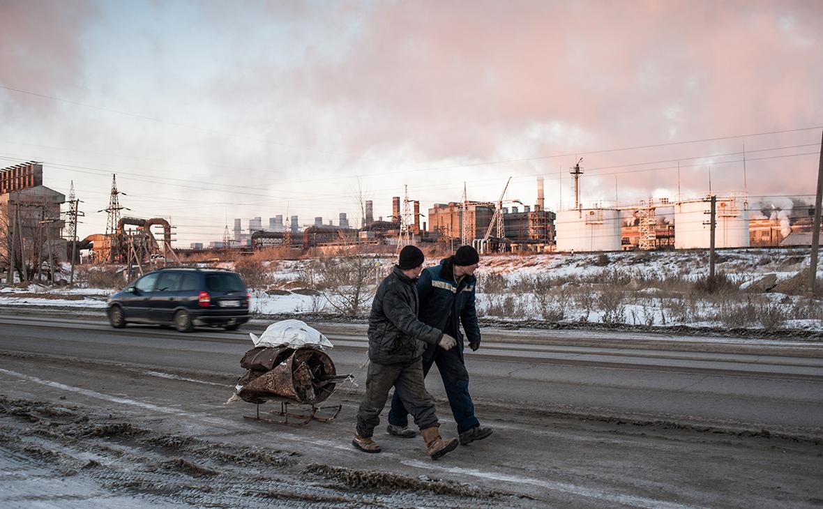 Фото: Константин Саломатин / Bloomberg