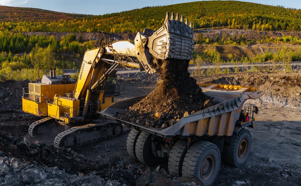 Добыча золота на месторождении в Бодайбинском районеИркутской области