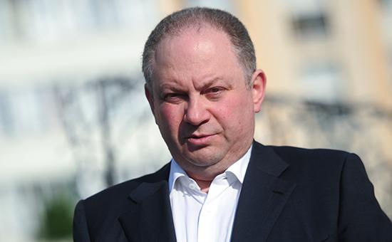 Руководитель департамента здравоохранения Москвы Георгий Голухов