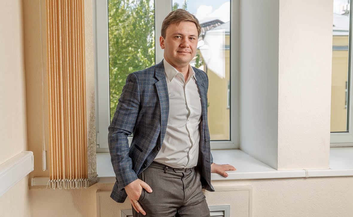 Заместитель гендиректора по развитию и международному бизнесу АО «Новавинд» Эмин Аскеров