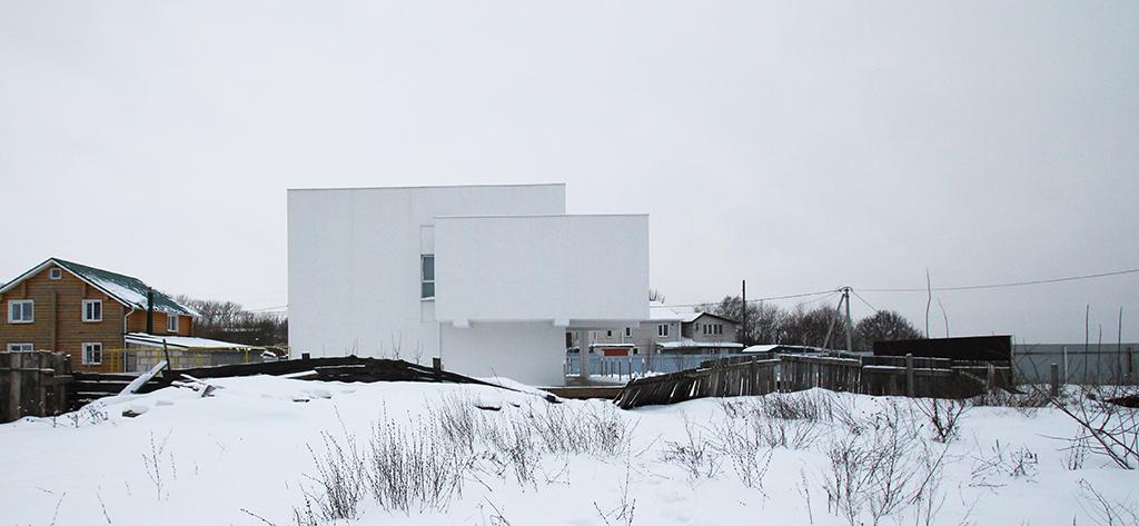 Загородный особняк «Белый дом»