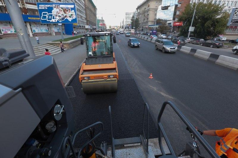 Аудиторы нашли коррупционные риски в тратах на новосибирские дороги