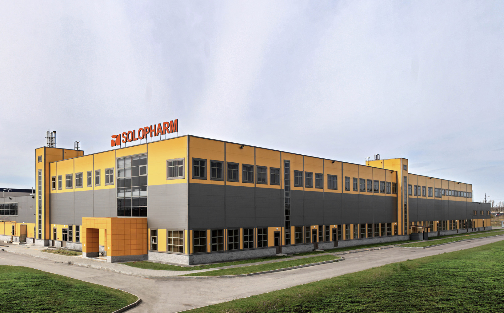Петербургский завод Solopharm
