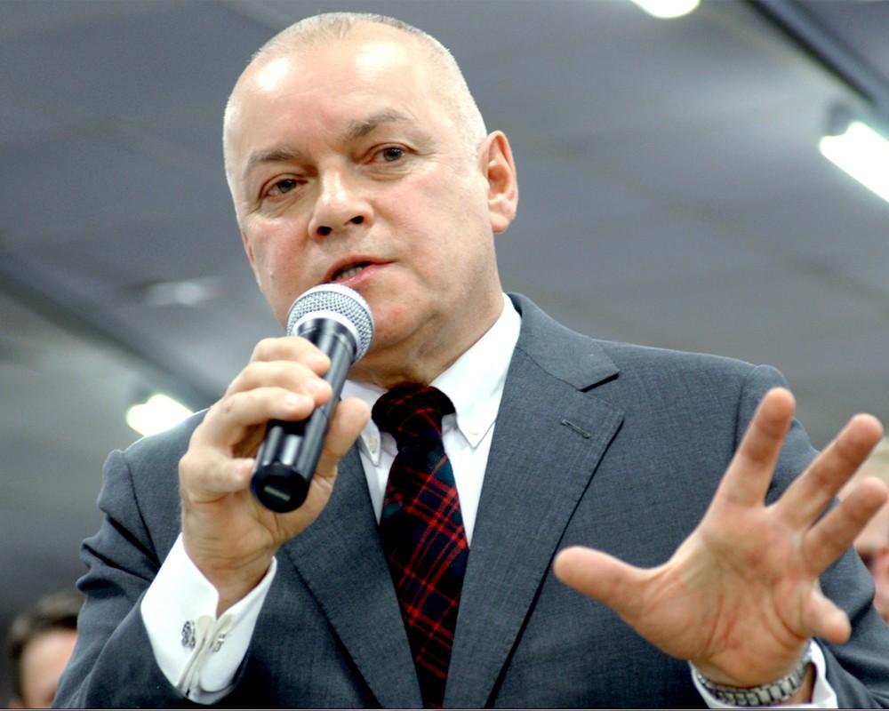 Генеральный директор информационного агентства «Россия сегодня» Дмитрий Киселев