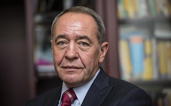 Гендиректор «Газпром-Медиа» Михаил Лесин