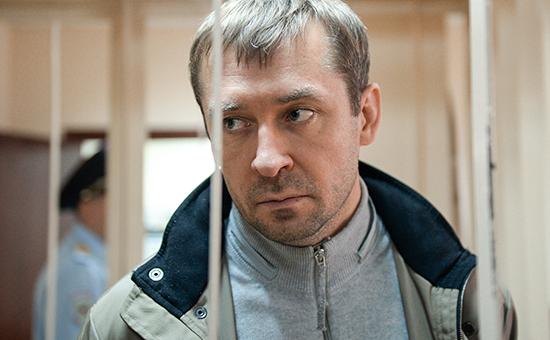 Полковник МВД Дмитрий Захарченко
