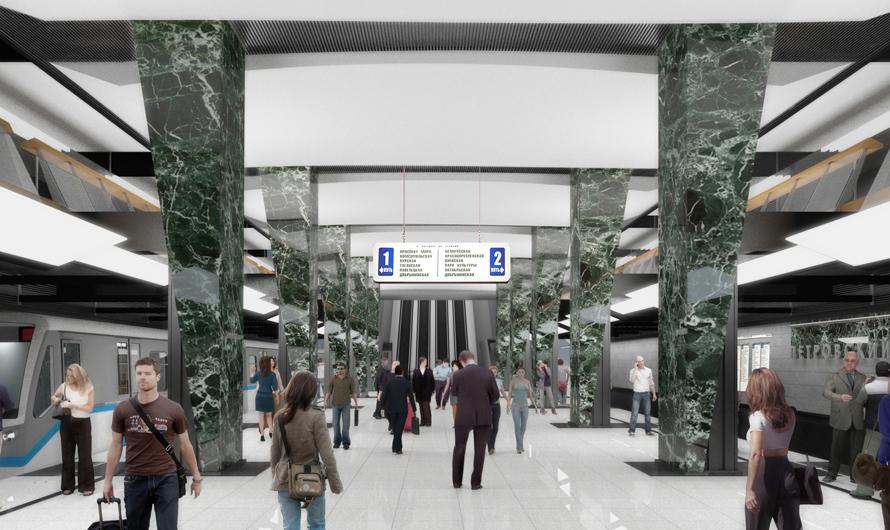Открытие «Петровского парка» запланировано на2017 год