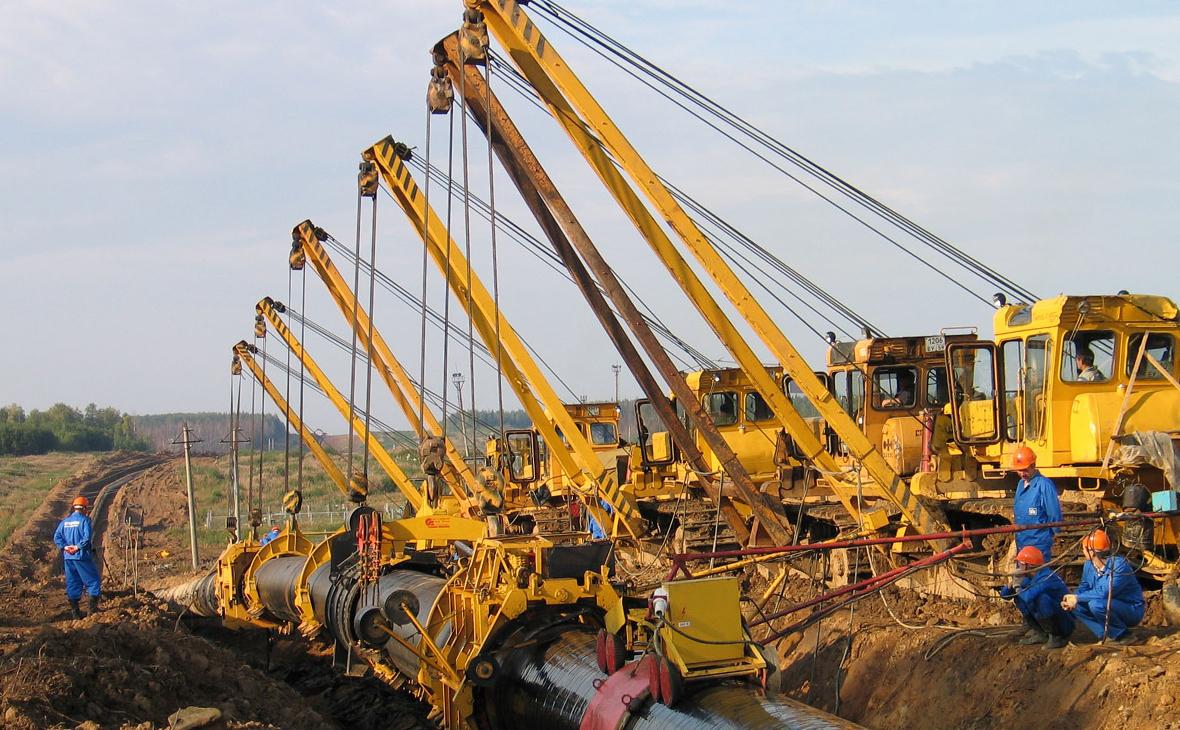 Магистральный газопровод «Ямбург— Поволжье»