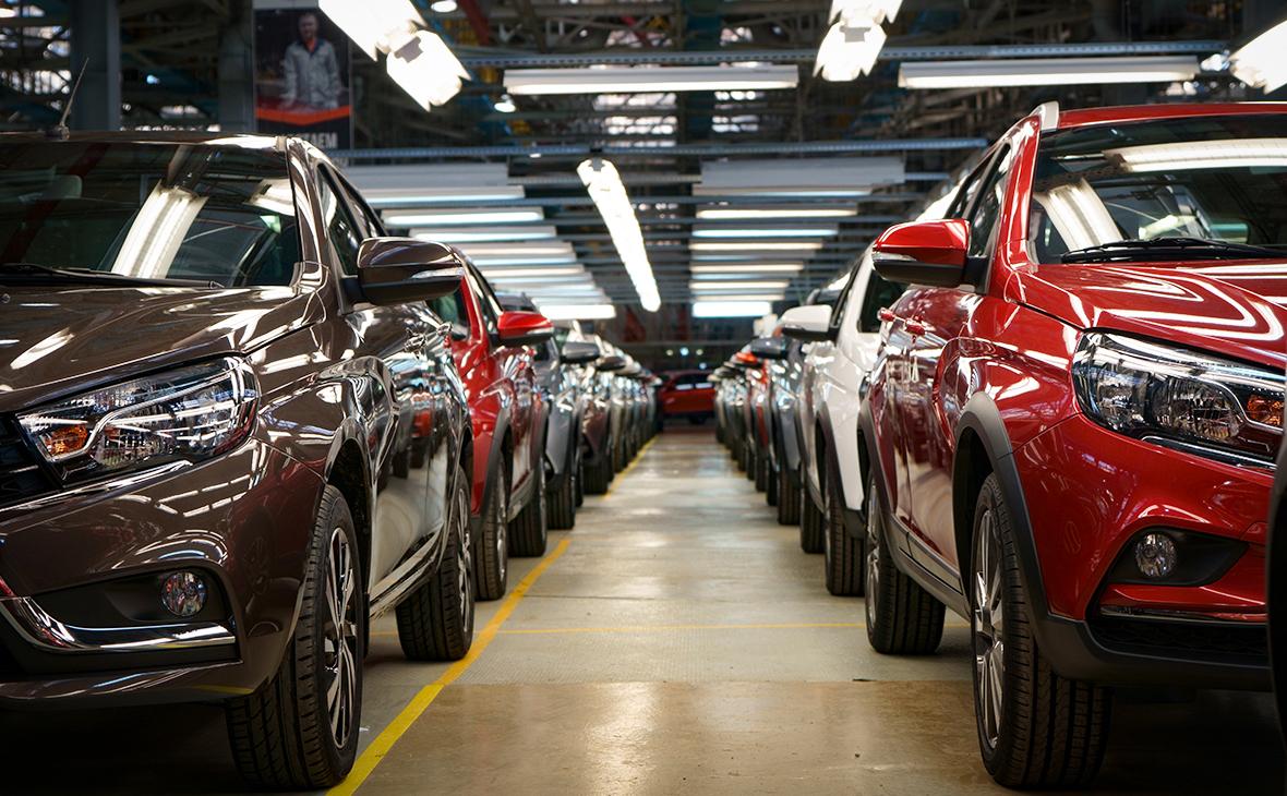 все автомобили российского рынка картинках отображают события