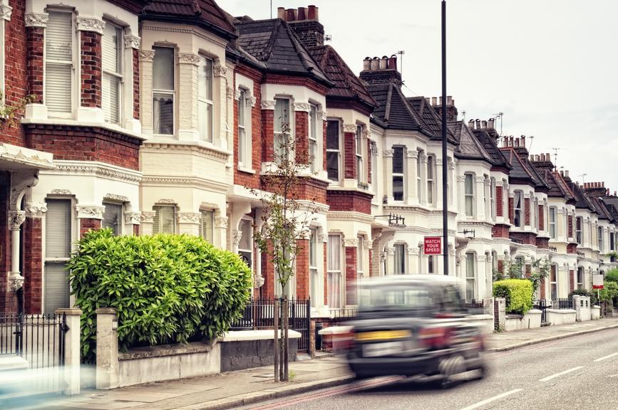Спросом в Лондоне пользуется и жилая, и коммерческая недвижимость