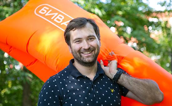 Производитель надувных мешков «биван» Николай Белоусов