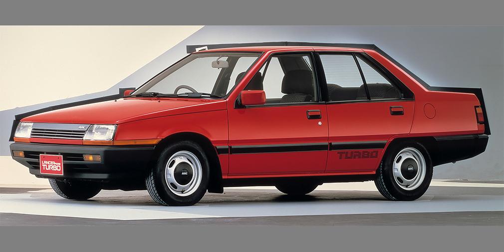 Mitsubishi Lancer Fiore 1600GSR Turbo 1983