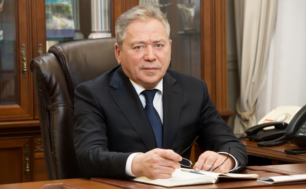Ульфат Мустафин