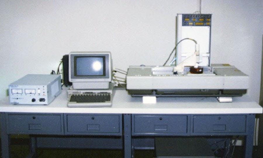 Первый 3D-принтер Хала