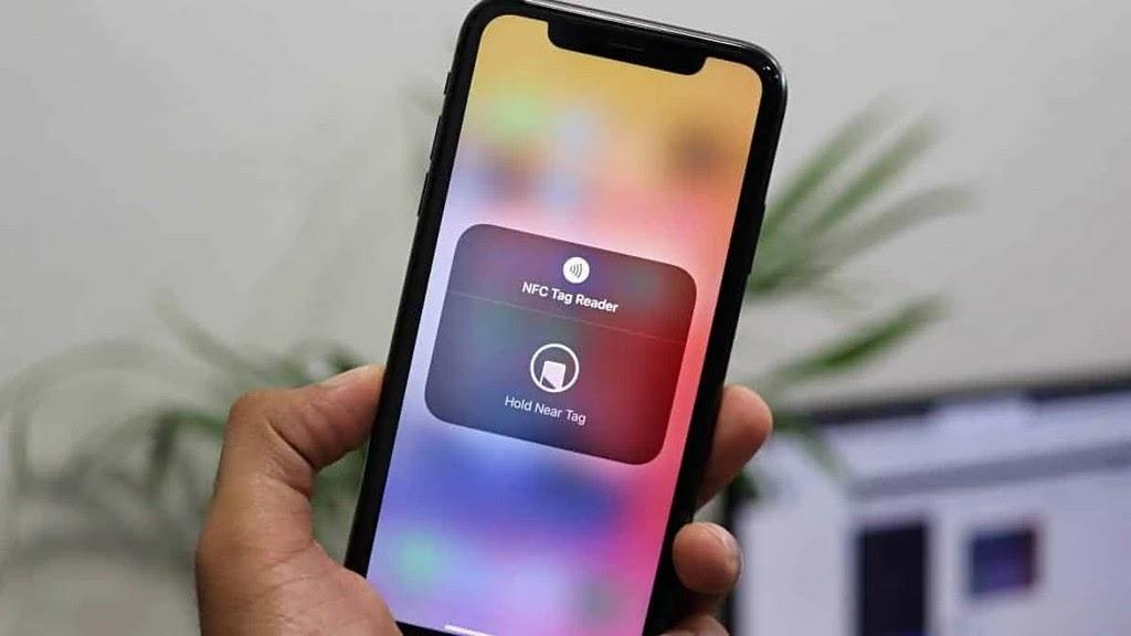 Поиск NFC-меток на iPhone