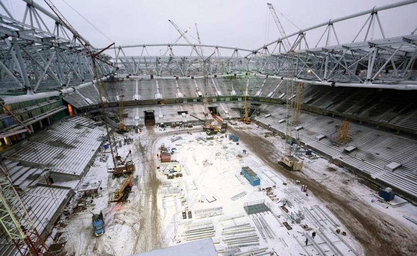 Фото: Сайт стадиона