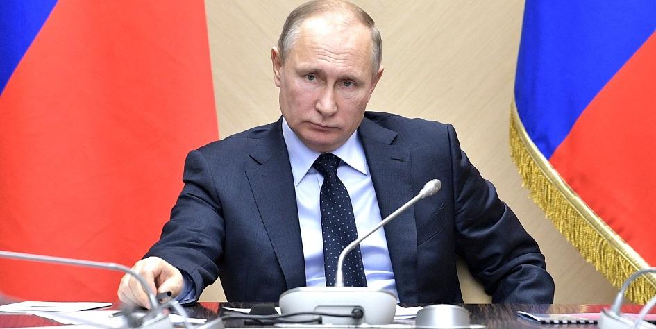 Фото: Kremlin Pool/Global Look Press/ Global Look Press