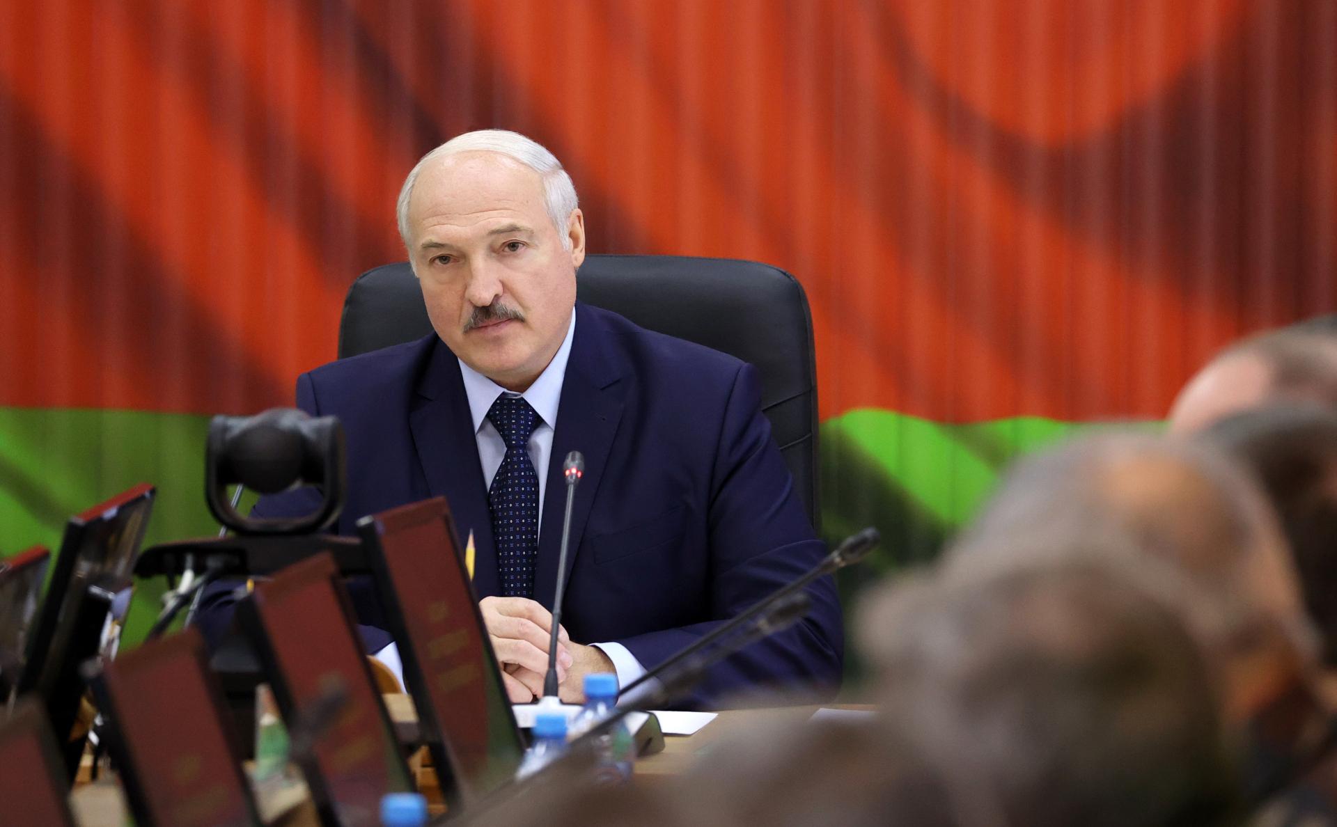 Фото:Андрей Стасевич / БелТА / ТАСС