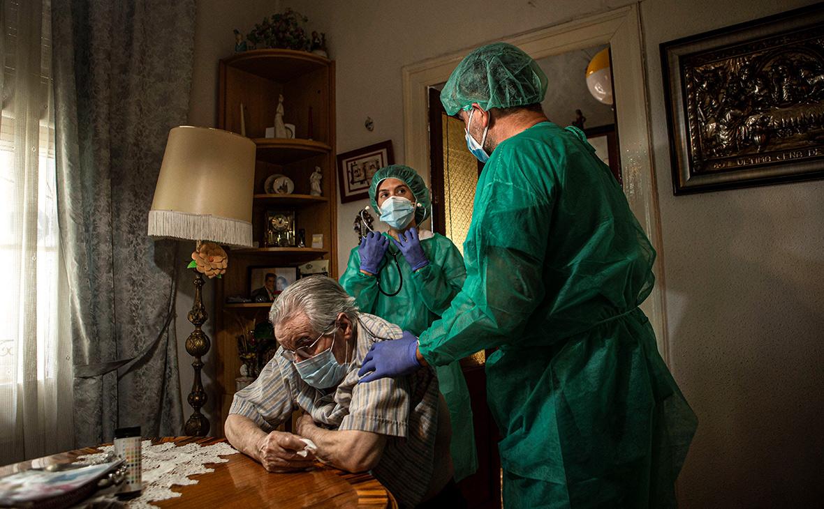 Фото: Enric Fontcuberta / EPA / ТАСС