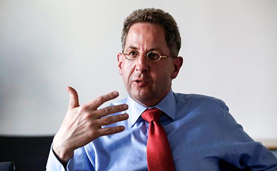 Глава контрразведки Германии Ханс-Георг Маасен
