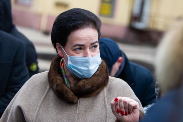 Елена Дятлова