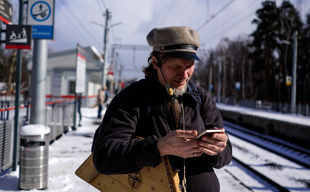 Фото:Михаил Гребенщиков / РБК