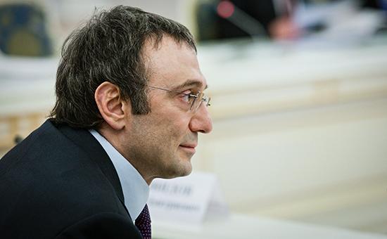 Сенатор Сулейман Керимов