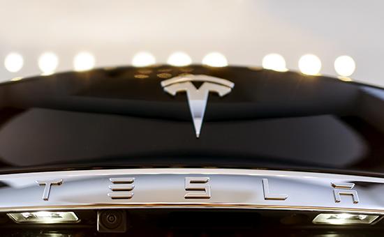 Логотип компании Tesla