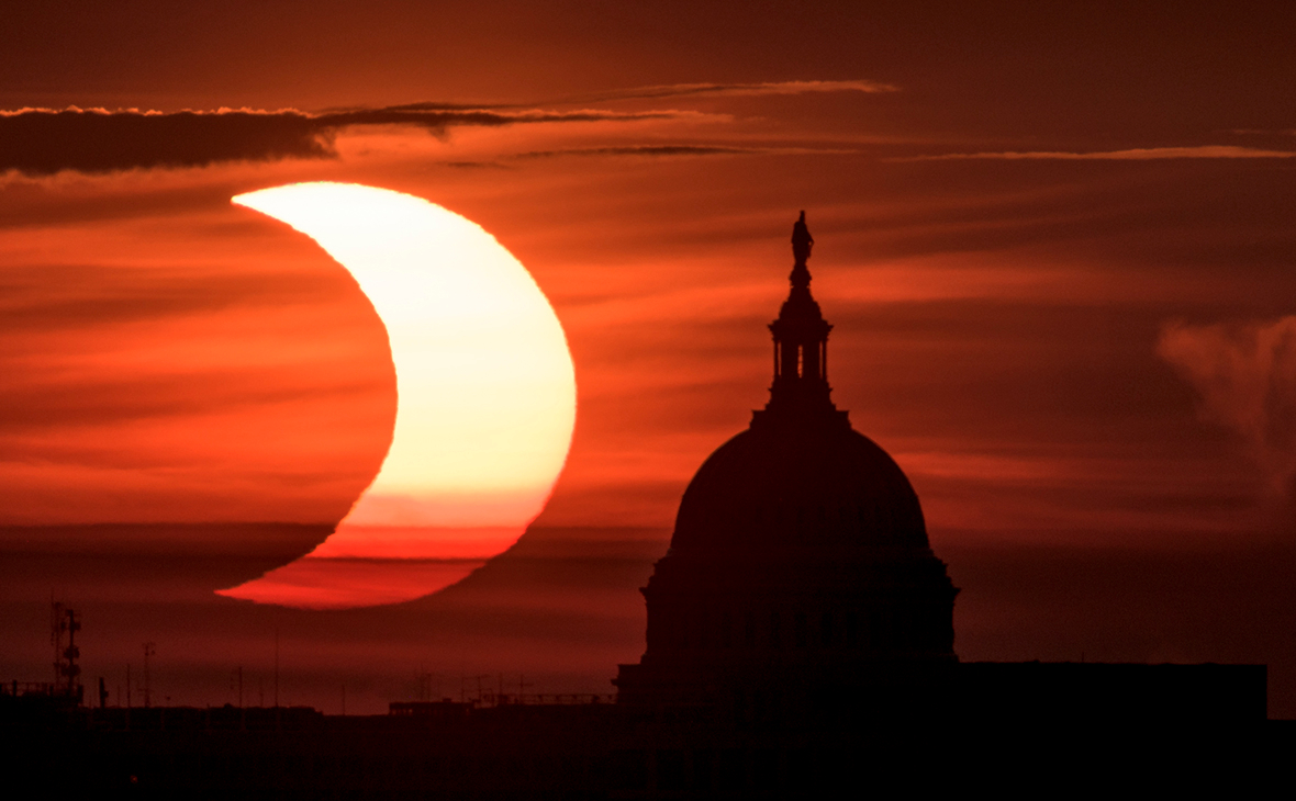 Фото: Bill Ingalls / NASA / Getty Images
