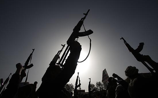 Йемен. Повстанцы-хуситы
