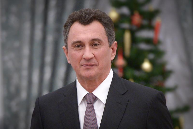 Заместительуправделами президента Константин Котенко