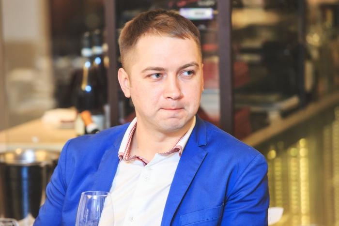 Иван Паценко, управляющий филиалом г. Калининград ООО «Неско Северо-Запад».