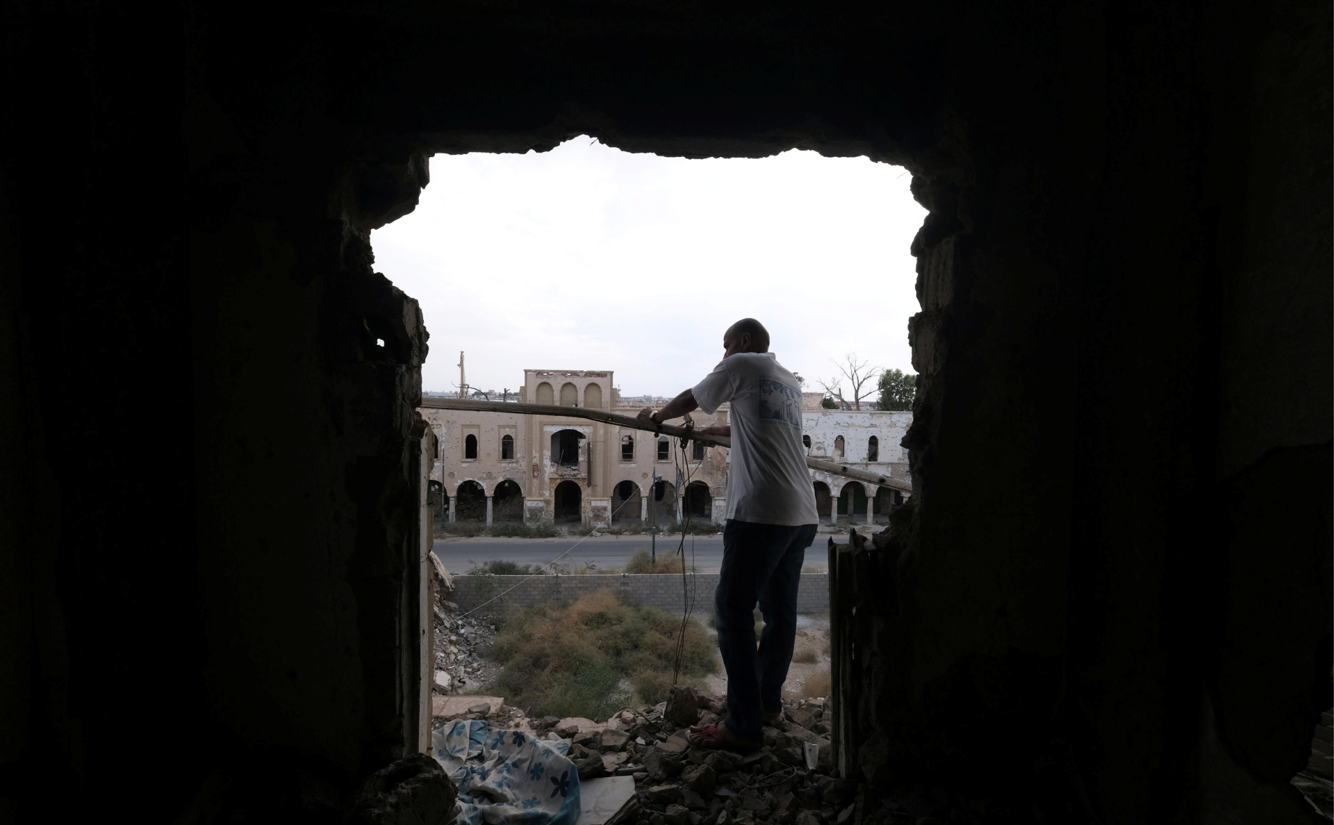 Фото: Esam Omran Al-Fetori / Reuters