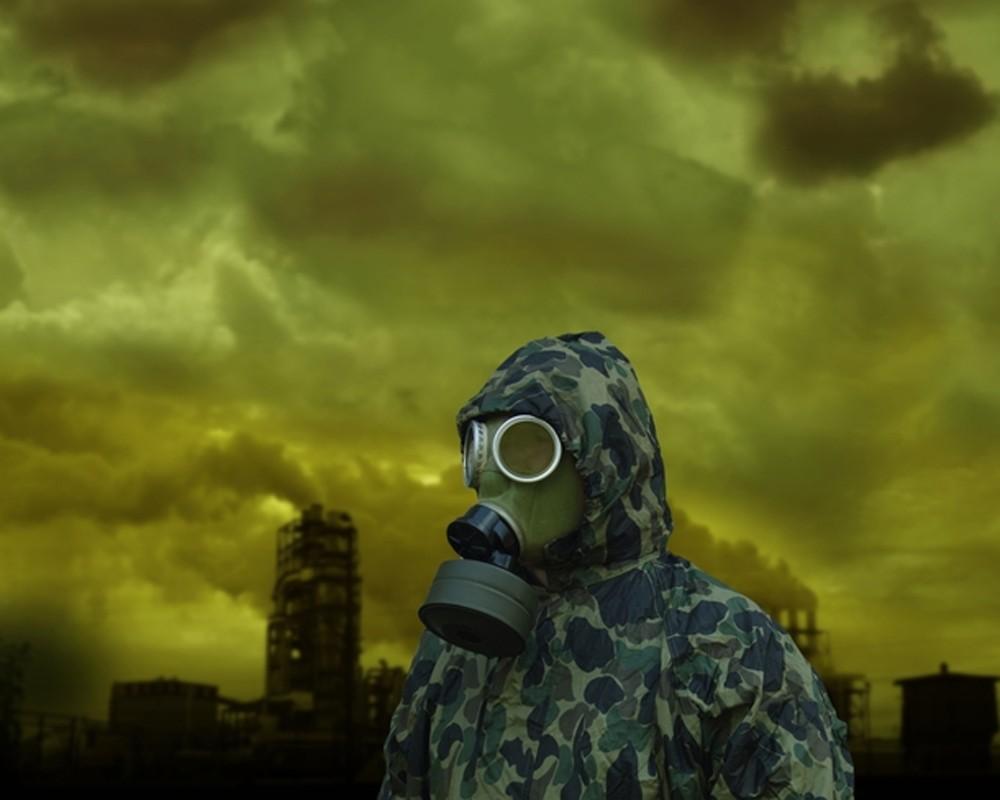 Причина екологічного лиха в Криму - не випаровування з кислотного накопичувача, а викиди, - заступник міністра екології Вакараш - Цензор.НЕТ 9130
