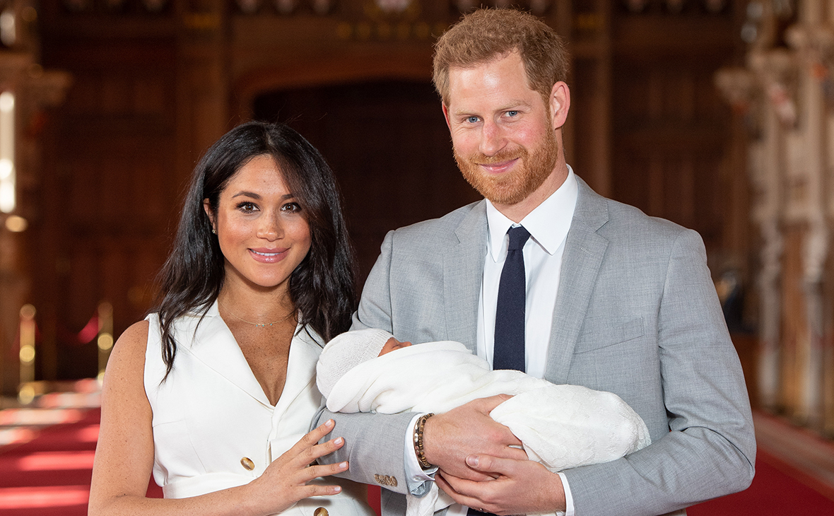 Принц Гарри и Меган Маркл объявили имя своего сына :: Политика :: РБК