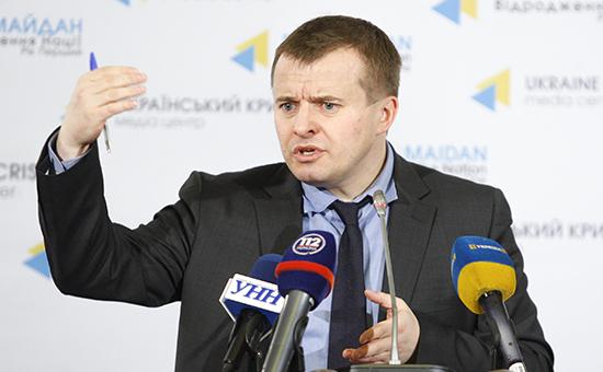 Глава Минэнергоугля Владимир Демчишин